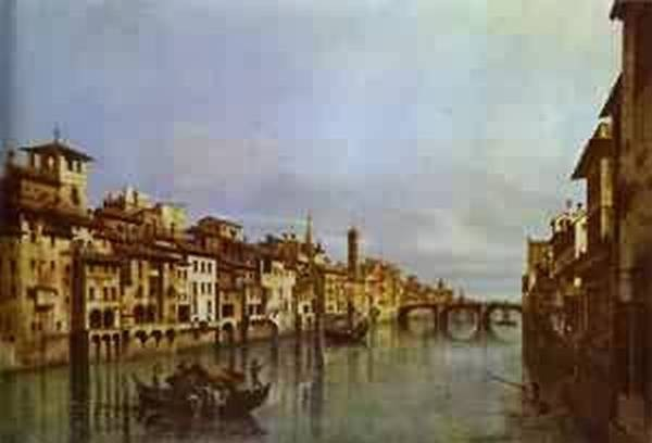 arno in florence early 1740s XX museum of fine arts budapest hungary